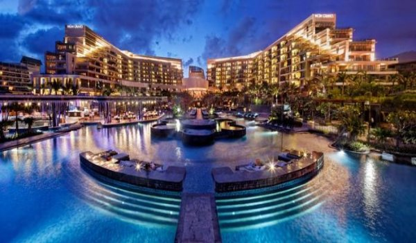 釣魚台美高梅酒店集團擬於珠海再開酒店
