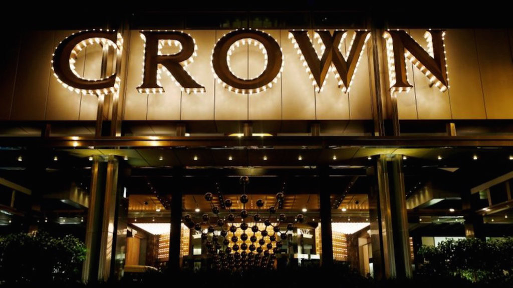 FILE PHOTO: The Crown Casino complex is pictured in Melbourne March 19, 2016.  REUTERS/Jason Reed/Fi