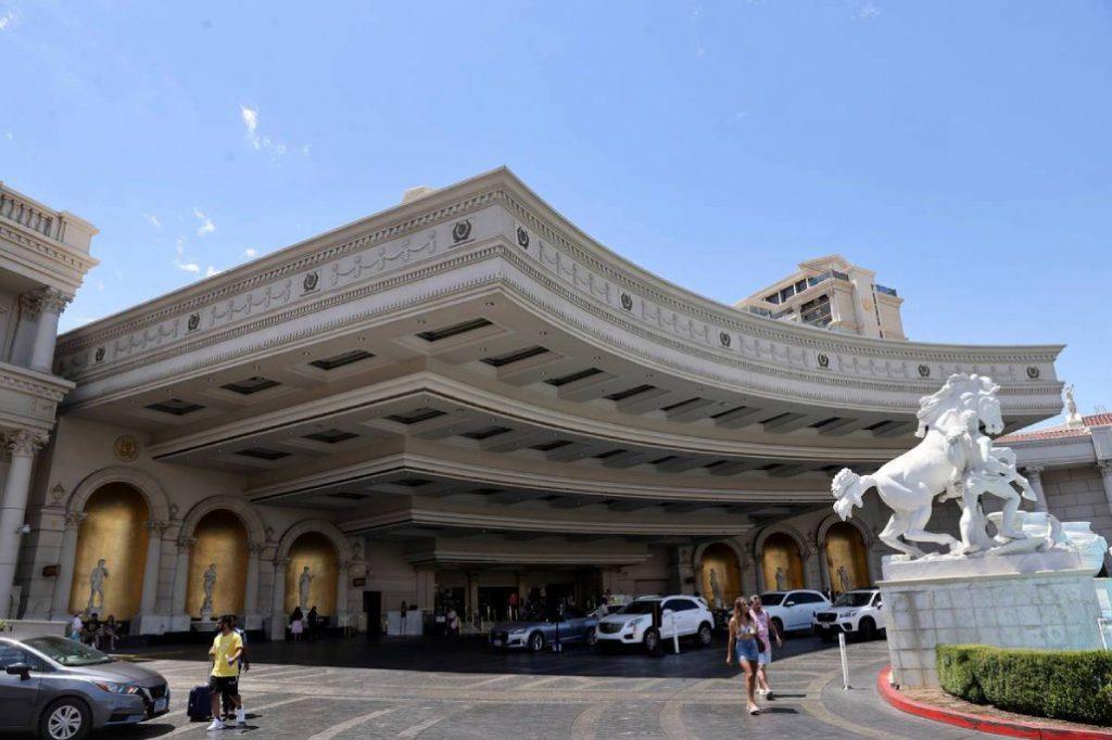凱薩將翻新Caesars Palace 主入口及娛樂場區