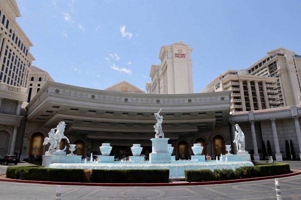 Caesars Palace翻新預計今年年底完成