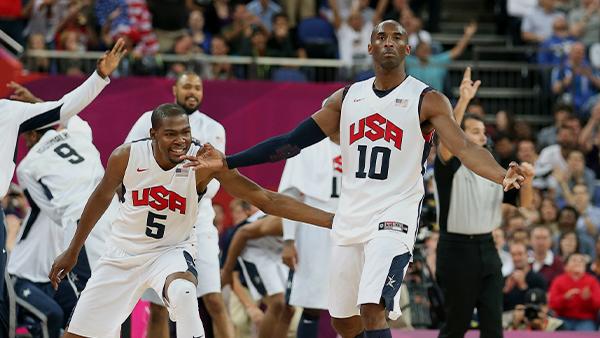 回顧美國隊昔日的巨星陣容