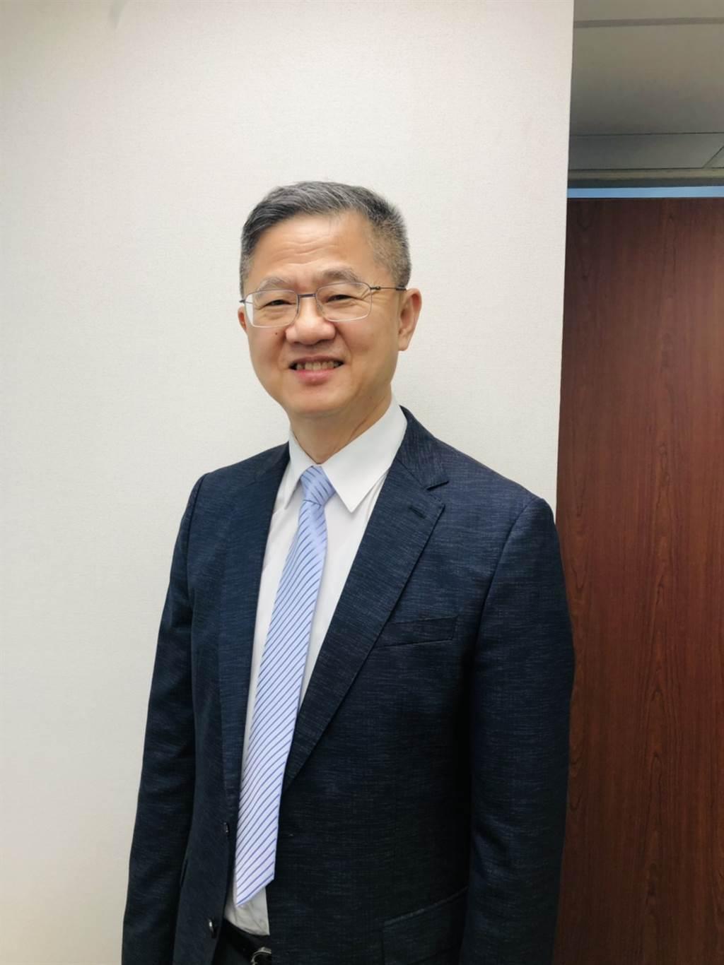 台灣運彩總經理林博泰