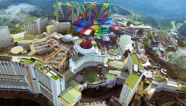 林梧桐打造了世界級旅遊勝地