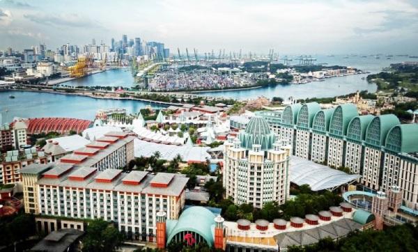 林梧桐成立名勝世界在吉隆坡掛牌上市