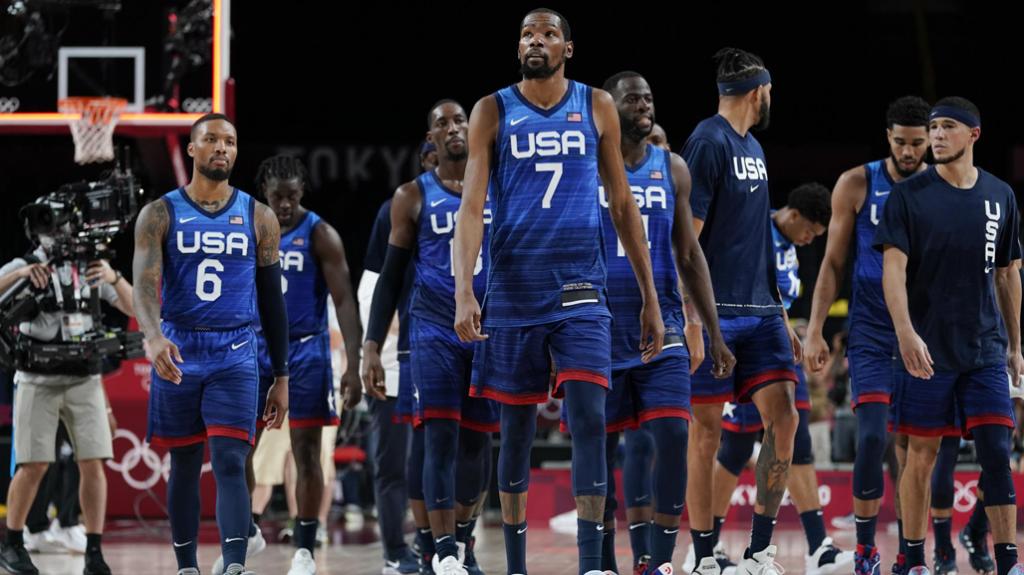 美國男籃這次奧運連霸美夢很危險