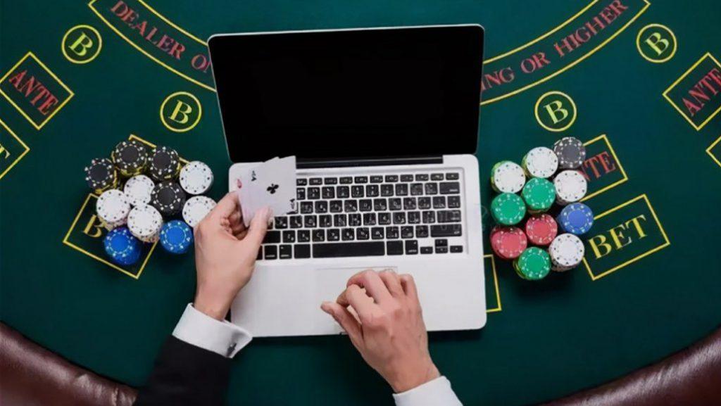跨境網絡賭博案件