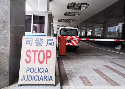 被捕無業女涉加重盜竊送交檢察院處理